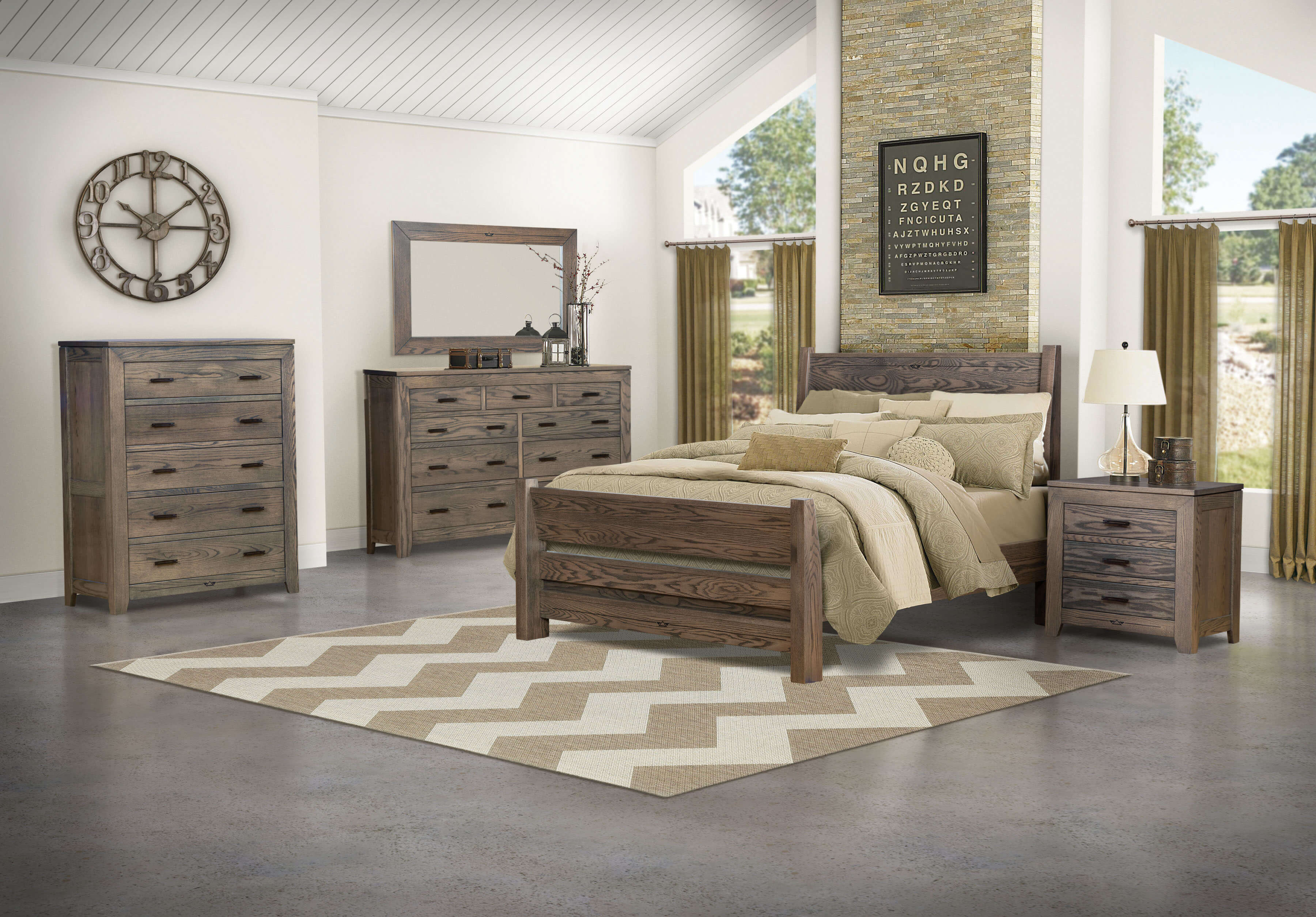 Addison Collection Bedroom Furniture