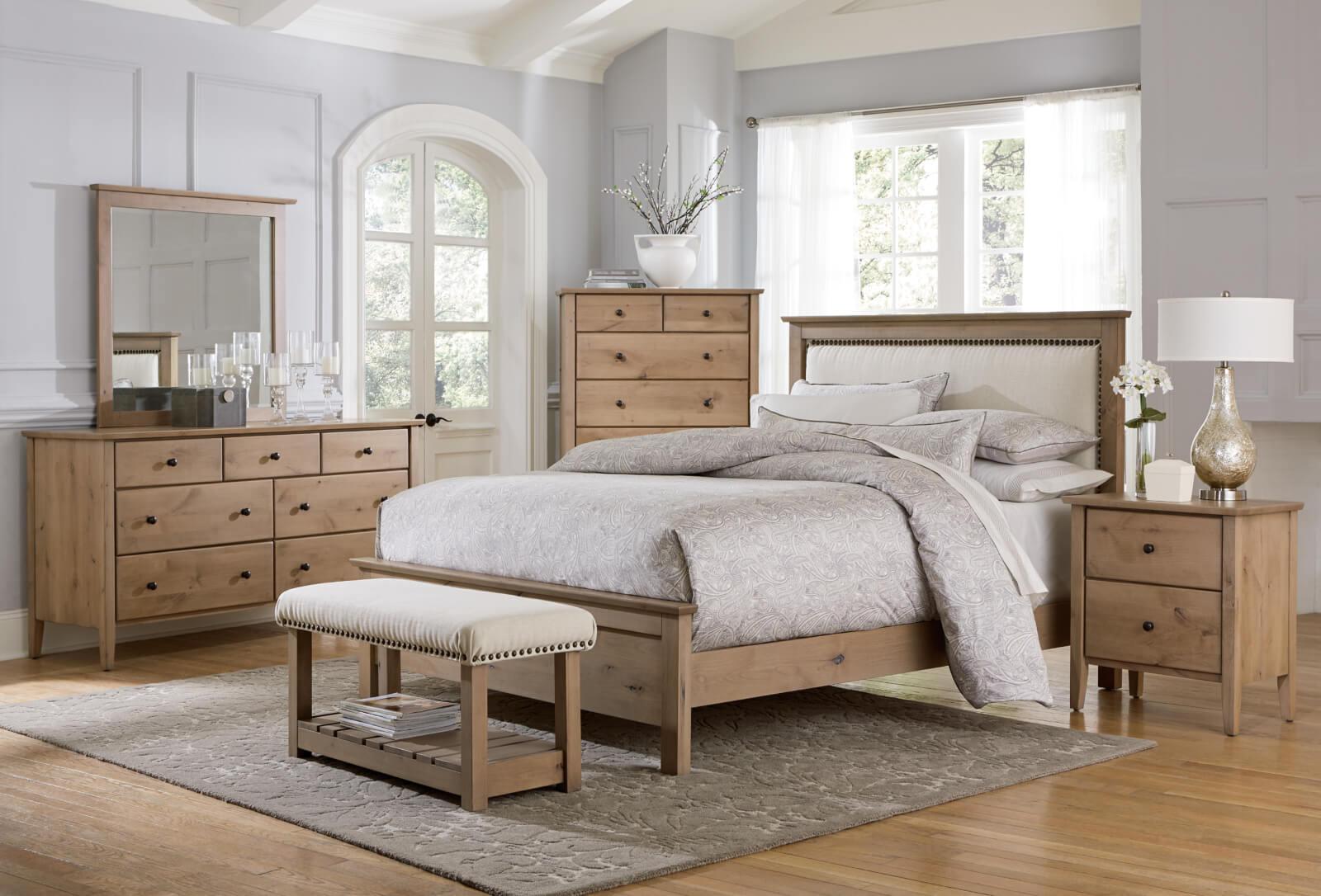 Medina Collection bedroom furniture